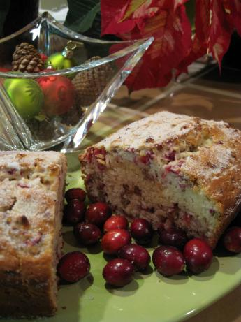 Orange Cranberry Nut Bread