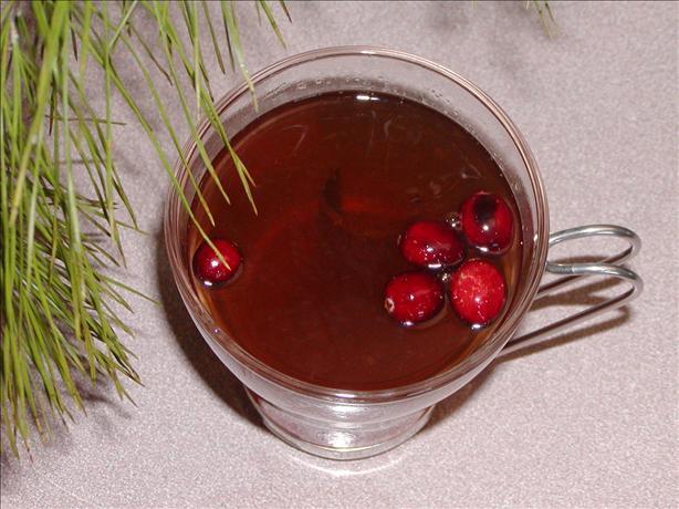 Festive Hot Cider