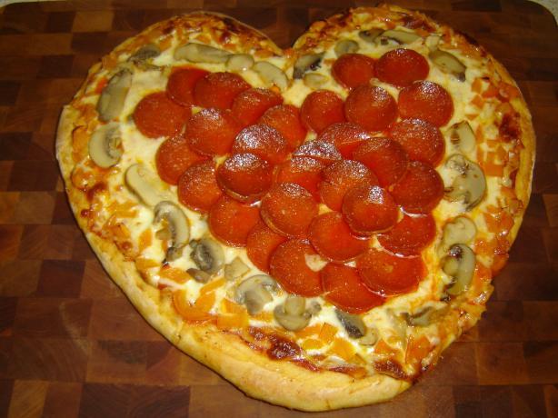 Heart's Desire Pizzas