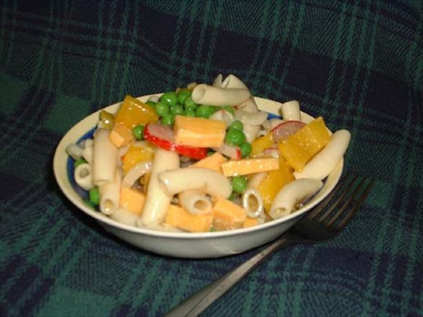 Macaroni/Ham Pasta Salad