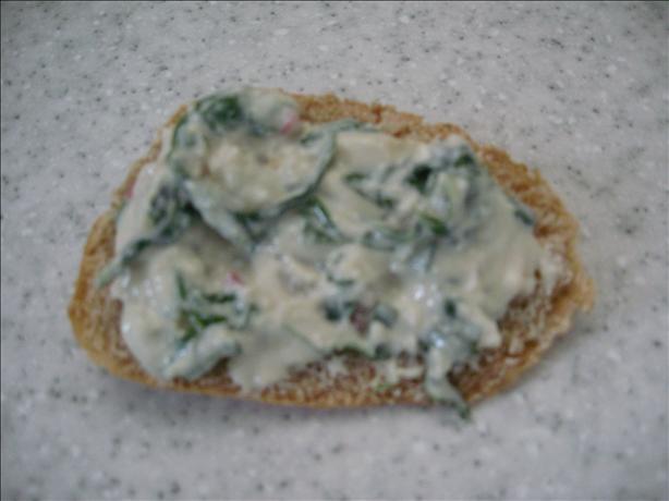 Vegan Spinach Dip (Tofu)
