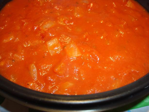 Fast Pasta Sauce