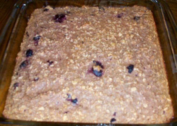 Baked Oatmeal - Sugar Free