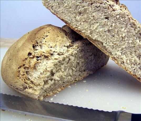 Sourdough Starter and Sourdough Rye Bread