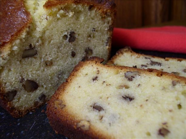 Lemon Pecan Bread