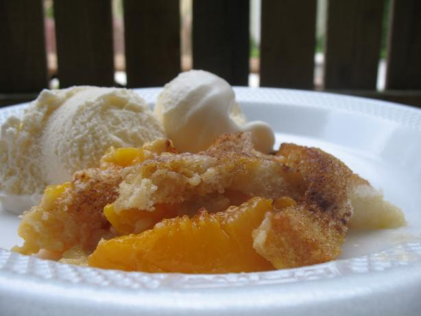 Mama's Fruit Cobbler