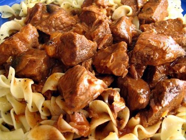 Herbed Beef Stew