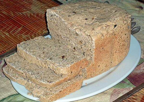 100% Whole Wheat Bread (Abm)