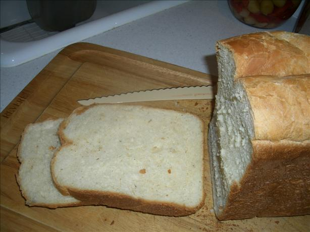 Onion Herb Bread (Bread Machine)