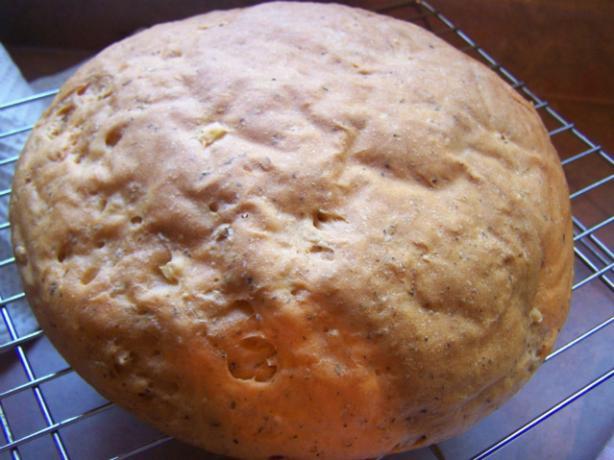 Italian Tomato Herb Bread