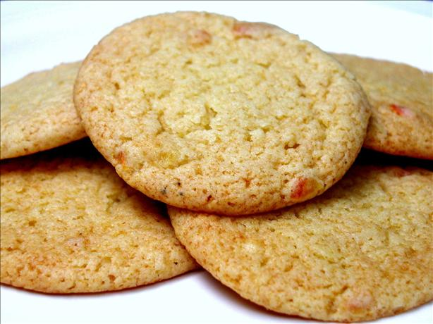 Orange Marmalade Cookies