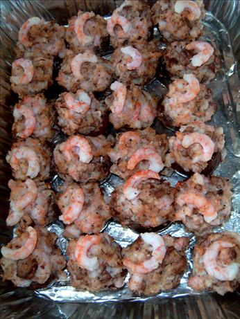 Baked Shrimp Appetizers