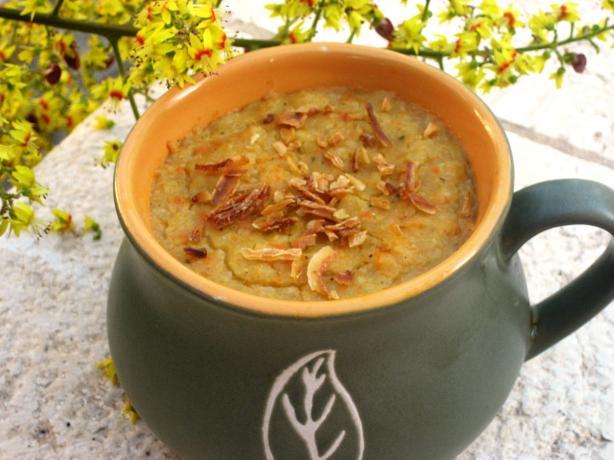 Spiced Carrot Soup / M Milliken & S Feniger