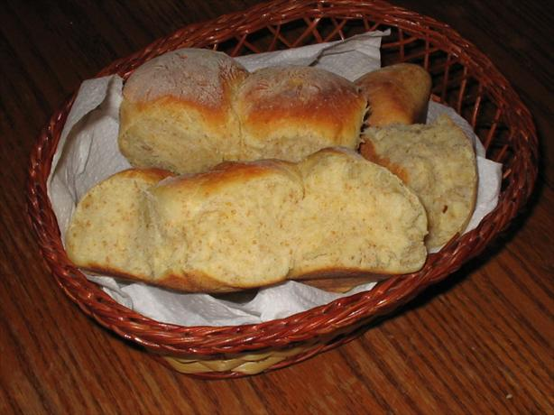Light Wheat Bread or Rolls (ABM)