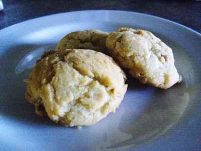 Gluten-Free Butter Pecan Cookies