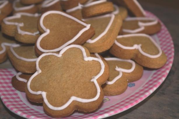 Gingerbread Cookies (Gluten Free)