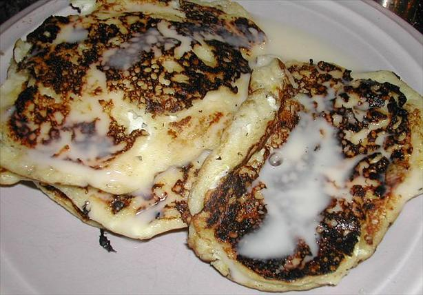 Norma's Light and Lemony Griddle Cakes With Devonshire Cream
