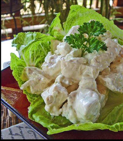 Junior's White Meat Chicken Salad