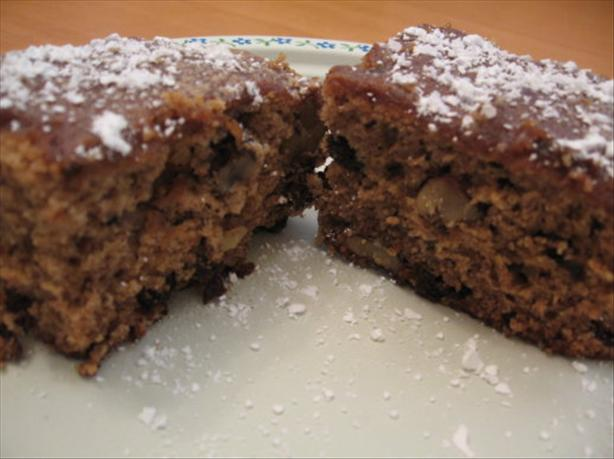 Wonderful Applesauce Spice Cake