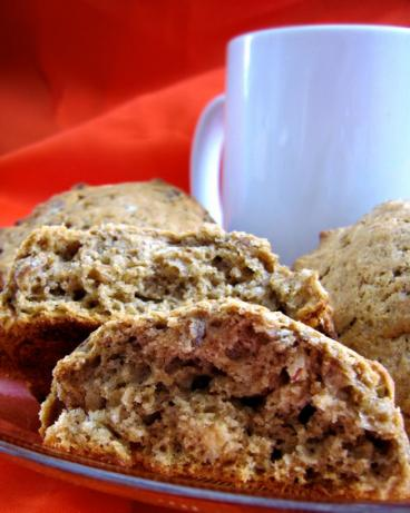 Coffee Oregon Hazelnut Scones