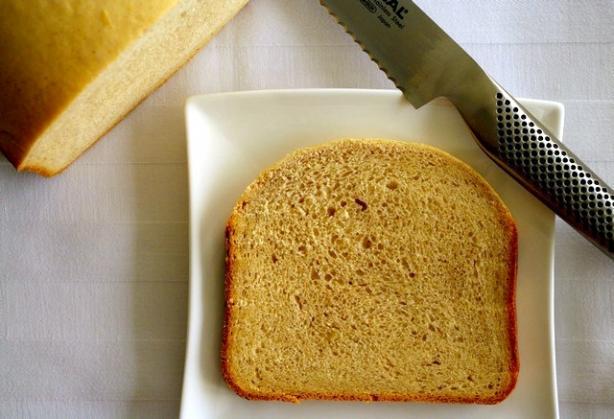Applesauce Bread for Breadmaker