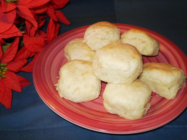 Tea Biscuits or Pot Pie Top Crust