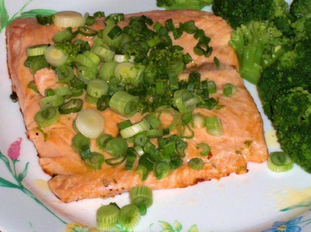 Lime Salmon Fillets