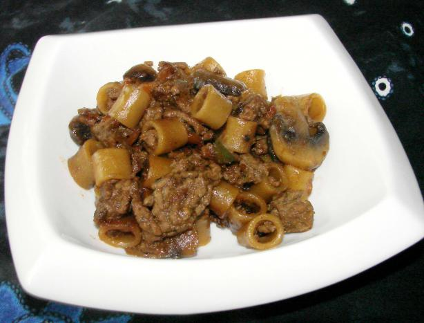 Ground Beef Chinese Style
