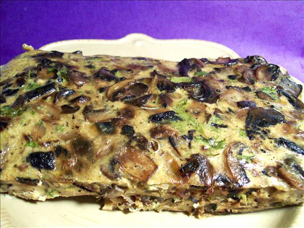 Cajun Mushroom Loaf