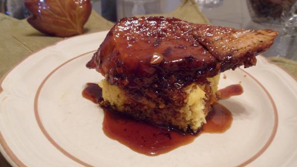 Oven-Roasted Pork Tenderloin With Brown Sugar Garlic Glaze