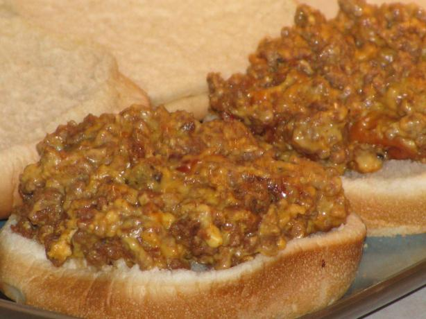 "Crock Pot "" Cheeseburgers "" (Slow Cooker)"
