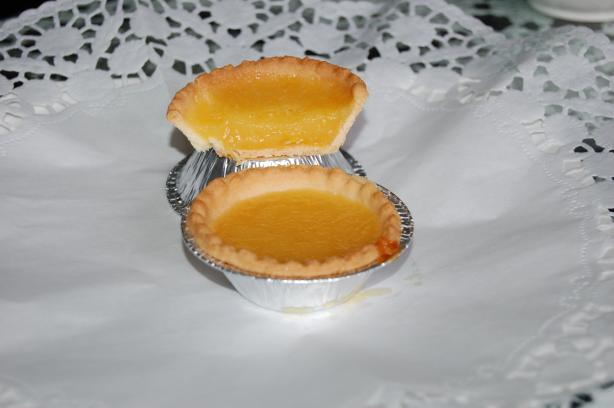 French Citrus ( Lemon) Tart Filling