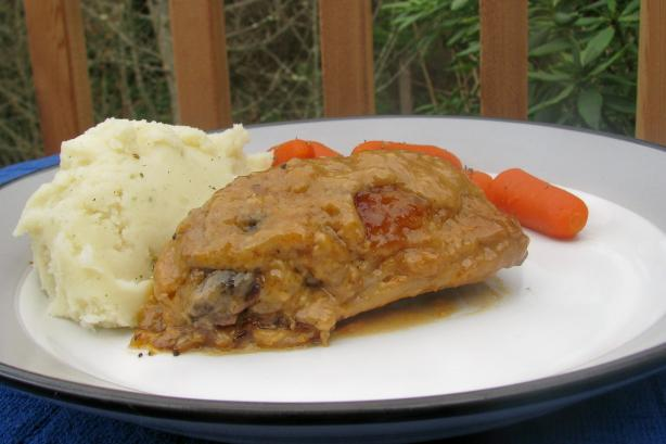 Easy Oven Barbecue Chicken