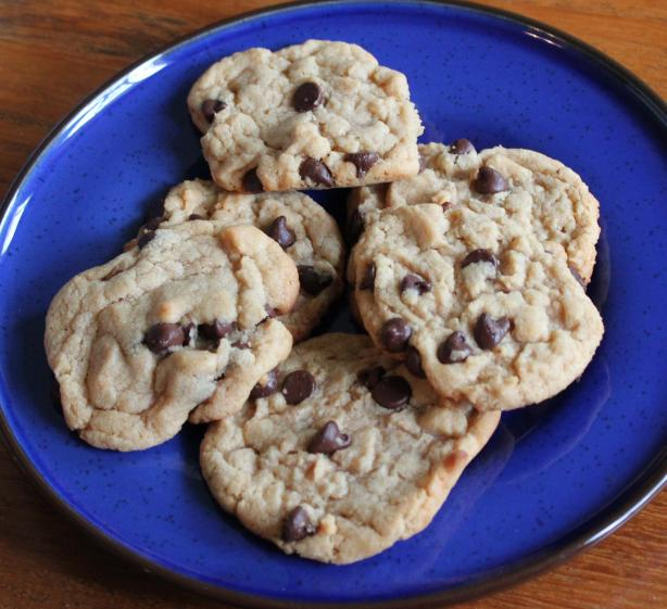 Addie's Favorite Peanut Butter Chocolate Chip Cookies