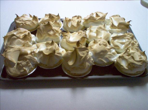 Meringue from Powdered Egg White