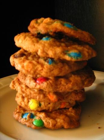 Mini M & M Cookies