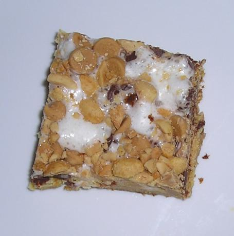 Four Layer Marshmallow Bars