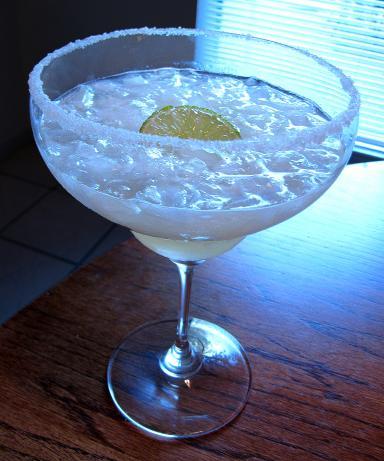 The Best Easy Margarita