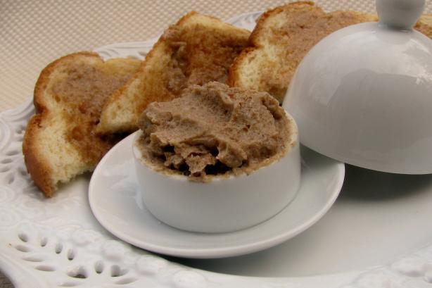 Sugar Cinnamon Butter