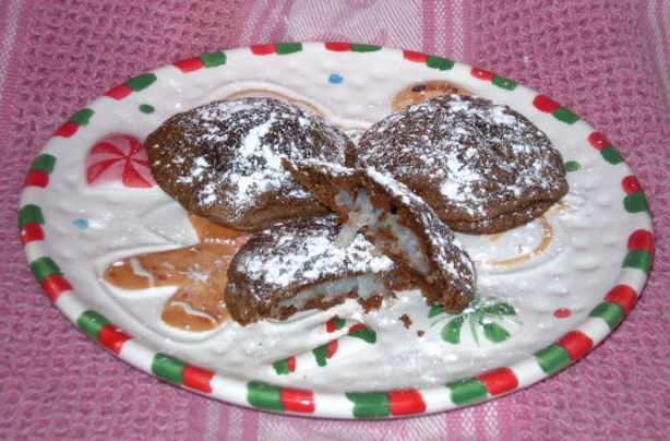 Coconut Filled Chocolate Cookies Aka Mounds Cookies