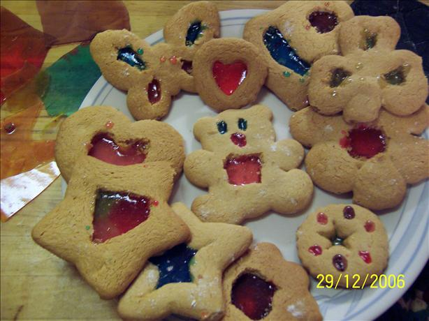 Best Stained Glass Cookies