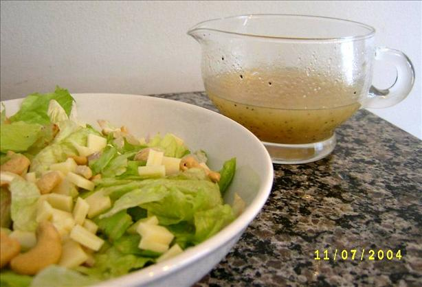 Swiss Cashew Tossed Salad
