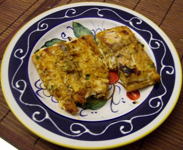 Yamou's Grilled Fish With Chermoula