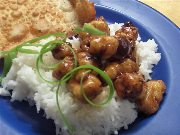 Tofu Tso's for Average Joes