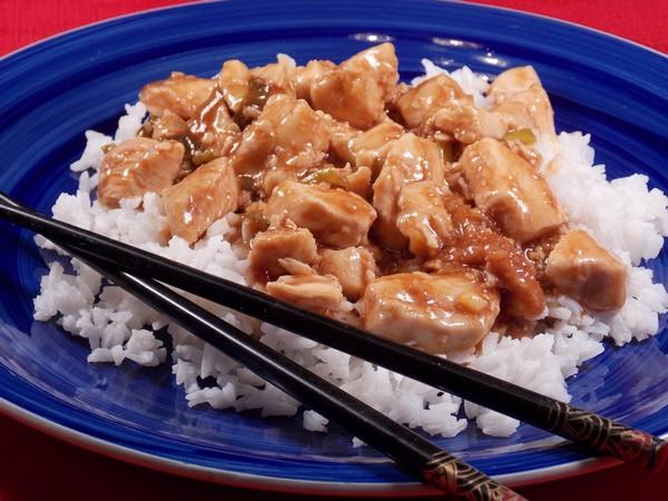 General Tso's Sauce