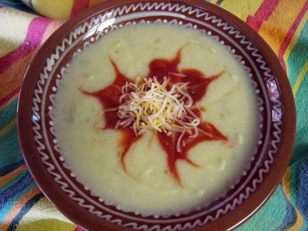 Sopa De Papas (Potato Soup)