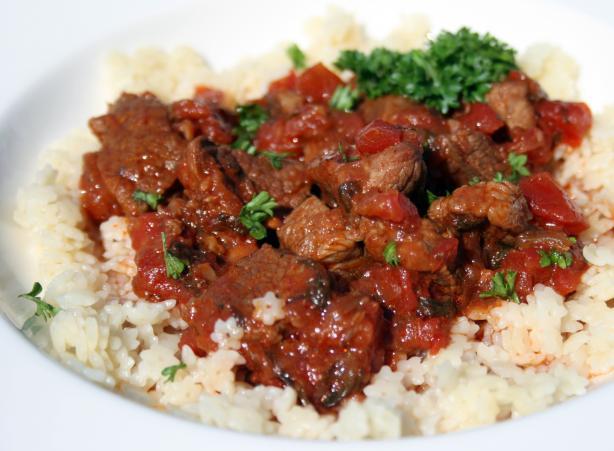 Hicham's Fabulous Beef
