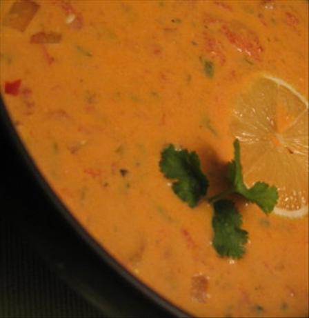 Sopa De Salsa- Tomato Soup