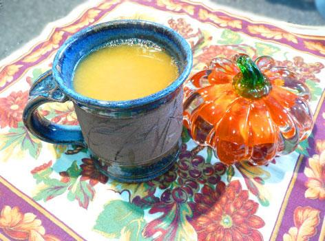 Julie's Spiced Apple Cider