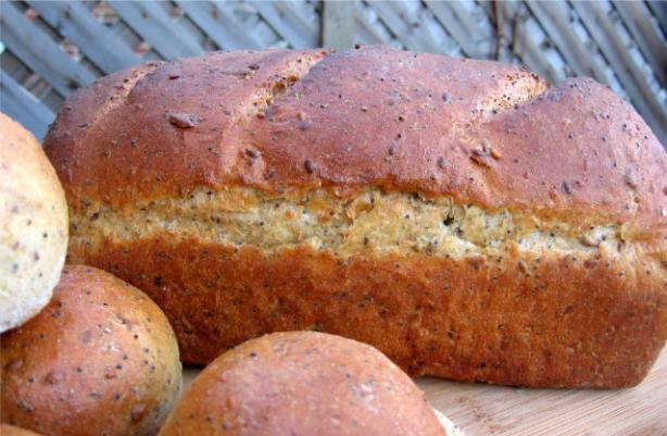 Bird Seed Bread (Abm)